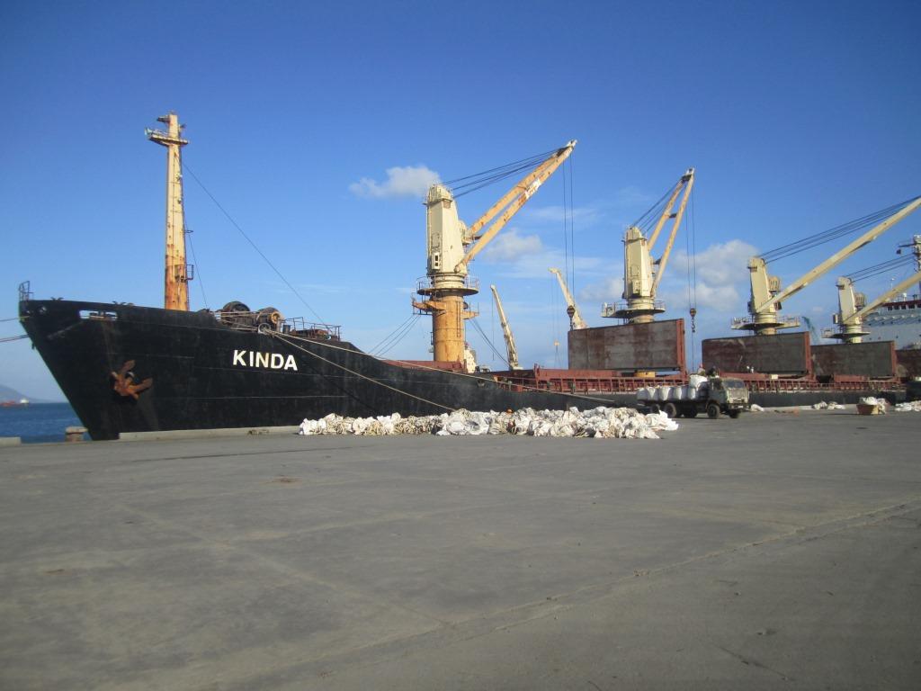 Đại lý tàu biển Vũng Áng
